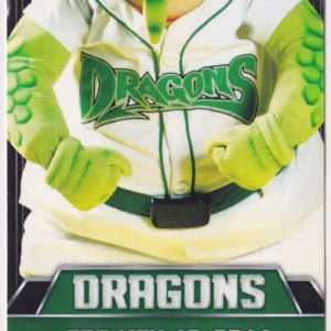 2014 Dayton Dragons ticket stub vs TinCaps for sale