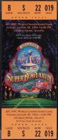 1994 Super Bowl XXVIII Full Ticket Cowboys vs Bills