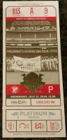 2019 Cincinnati Reds ticket stub vs Pirates
