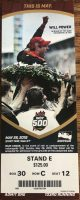 2019 Indianapolis 500 ticket stub Simon Pagenaud