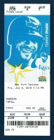 2019 Tampa Bay Rays ticket stub vs Yankees
