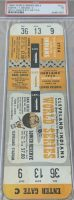 1954 World Series Game 4 ticket Giants Indians