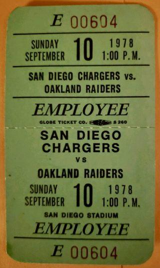1978 Holy Roller Game Ticket Stub