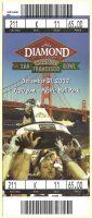 2003 San Francisco Bowl ticket stub