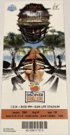 2014 Orange Bowl full ticket Clemson vs Ohio State