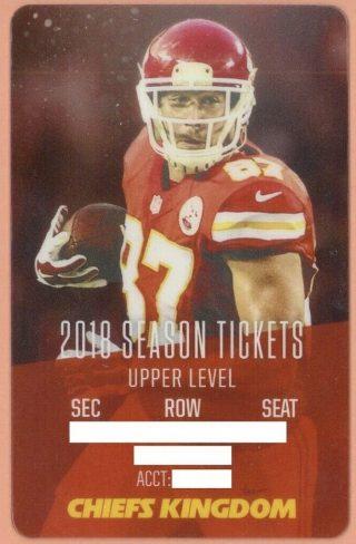 2019 AFC Championship ticket Patriots vs Chiefs
