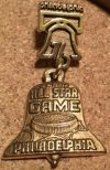 1976 All Star Game Press Pin Philadelphia