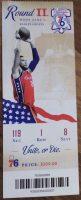2018 NBA Playoffs Round 2 ticket stub 76ers Boston