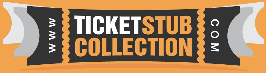 Ticket Stub Collection